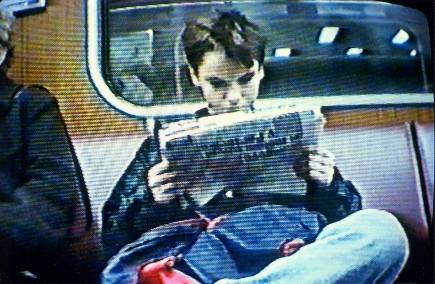 Boy in Subway